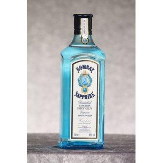 Bombay Sapphire London Dry Gin 0,7 ltr.