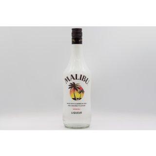 Malibu Likör Carribean Rum with Coconut Flavour 0,7 ltr.