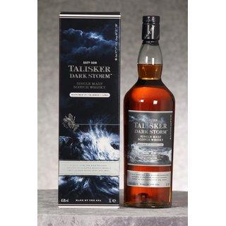 Talisker Dark Storm 1,0 ltr. Travel Retail Exclusive