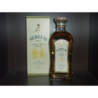 Ziegler Aureum 1865 Single Malt Whisky 0,7 ltr.