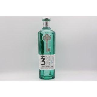 N°. 3 London Dry Gin 0,7 ltr.