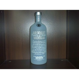 Absolut Vodka Vanilla 1,0 ltr.