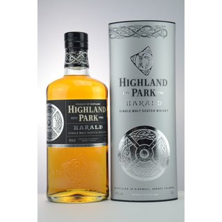 Highland Park Harald 0,7 ltr. The Warrior Series