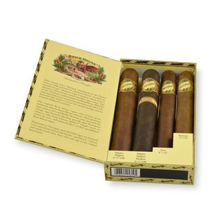 Brick House Mighty Sampler (4 Cigarren)