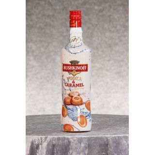 Vodka & Caramelo 1,0 ltr.
