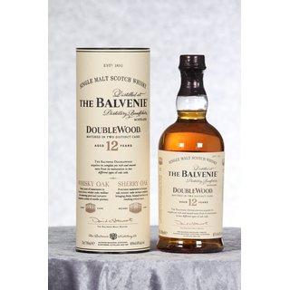 Balvenie 12 Jahre Double Wood 0,7 ltr.