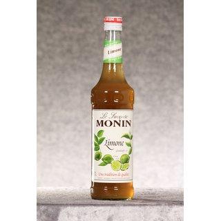 Monin Limonen Sirup 0,7 ltr.
