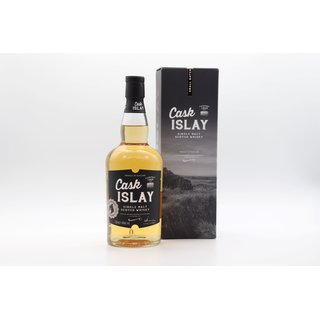Cask Islay Small Batch Single Malt 0,7 ltr.