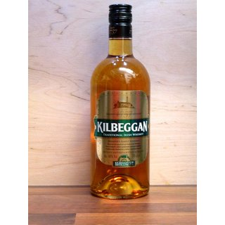 Kilbeggan Irish Whiskey 0,7 ltr.