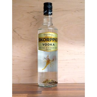 Skorppio Vodka 0,7 ltr.