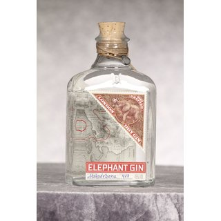 Elephant London Dry Gin 0,5 ltr.