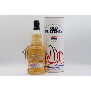 Old Pulteney Clipper Round the World 2013 - 14 Commemorative Bottle 0,7 ltr.