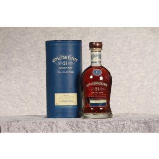Appleton Estate Rum Extra 21 Jahre 0,7 ltr.