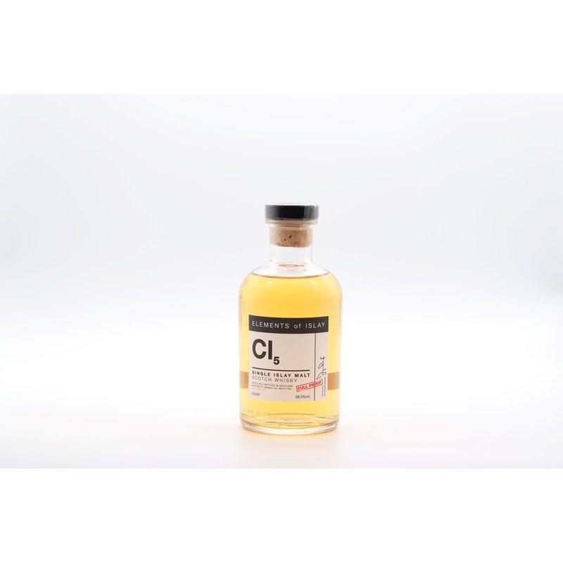 Elements of Islay CI5 Full Proof, Speciality Drinks Ltd 0,5 ltr.