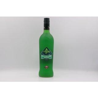 Gletscherminze Likör Bodenseeflasche 0,7 ltr.