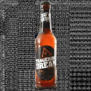 Craftwerk Tangerine Dream Single Hop Pale Ale 0,33 ltr.