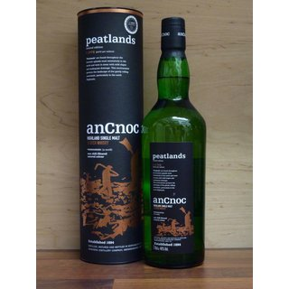 anCnoc Peatlands Limited Edition, 9ppm 0,7 ltr.