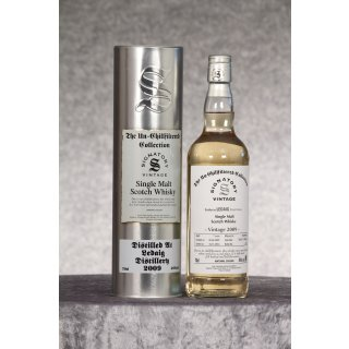 Ledaig 2009 Unchillfiltered Collection, Signatory 0,7 ltr.