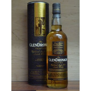 Glendronach Peated 0,7 ltr. bottled 2019