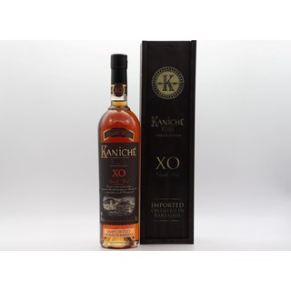 Kaniche X.O. Double Wood Artisanal Rum Barbados 0,7 ltr