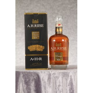 A.H. Riise Family Reserve Solera 1838 Rum 0,7 ltr.