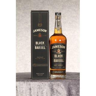 Jameson Black Barrel 0,7 ltr.