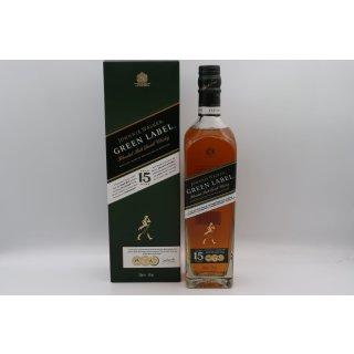 Johnnie Walker Green Label 0,7 ltr.