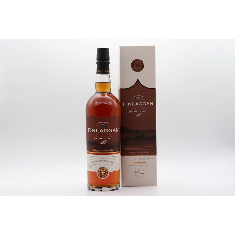 Finlaggan Sherry Finished 46% 0,7 ltr.