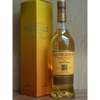Glenmorangie 10 Jahre The Original 0,7 ltr.