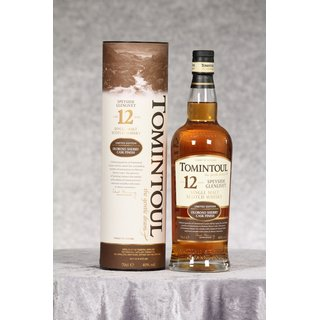 Tomintoul 12 Jahre Limited Edition Oloroso Cask Finish...