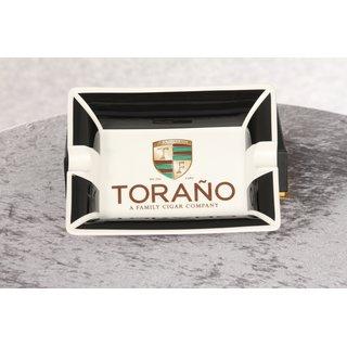 Zigarrenaschenbecher Torano Keramik 2 Ablagen