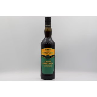Lombardo Crema Mandorla 0,75 ltr. aromatisierter Wein mit Marsala