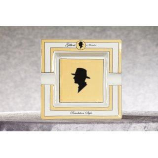 Zigarrenaschenbecher Gilbert Keramik 2 Ablagen