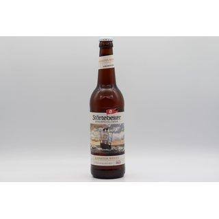 Störtebeker Bernstein-Weizen Alkoholfrei 0,5 ltr. inkl. Pfand