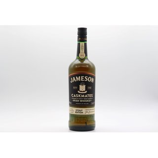 Jameson Caskmates Irish Whiskey 1,0 ltr. Aged in Craft Beer Barrels – Stout Edition