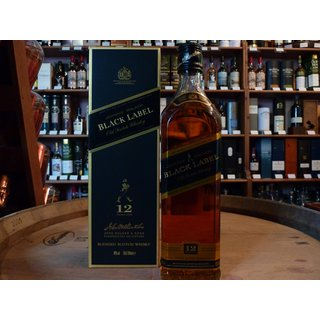 Johnnie Walker Black Label 12 Jahre 0,7 ltr.