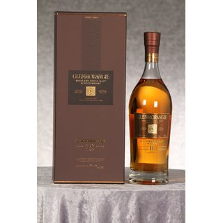Glenmorangie 18 Jahre Extremely Rare 0,7 ltr.