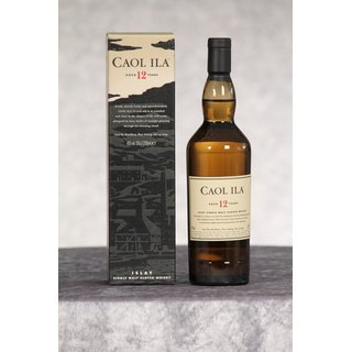 Caol Ila 12 Jahre Classic Malts Selection 0,2 ltr.