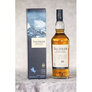 Talisker 10 Jahre Classic Malts Selection 0,2 ltr.