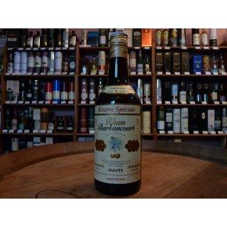 Barbancourt 5 ***** 8 Jahre Reserve Speciale Rum 0,7 ltr.