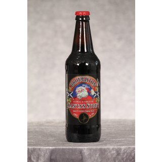 Broughton Santas Stout 0,5 ltr. inkl. Pfand